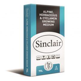alpine herbaceous cyclamen 75l sinclair