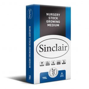 sinclair nursery stock 75l