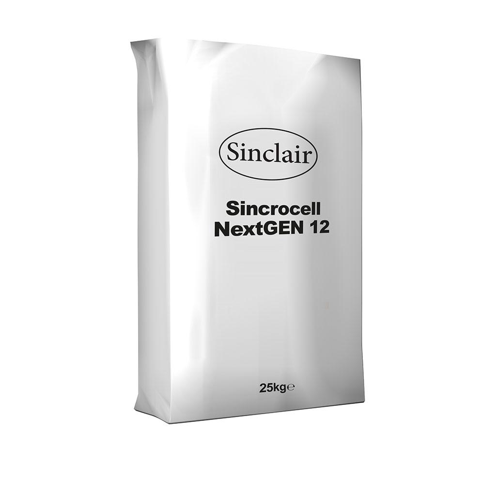 sincrocell nextgen 12 25kg